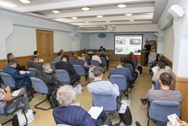 Круглый стол «Новые разработки в области защитных, теплозащитных и упрочняющих покрытий для деталей ГТД»