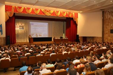 International conference «Additive technologies: present-day and the future»